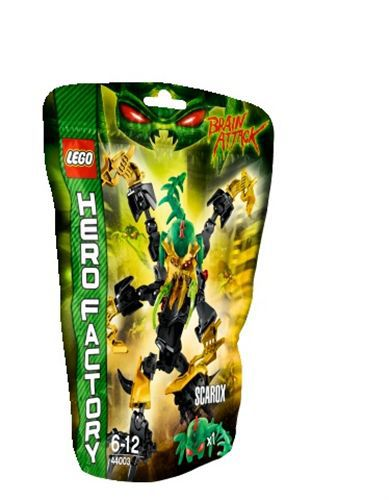 Lego Hero Factory Scarox