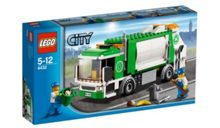 4432 Lego City Garbage Truck