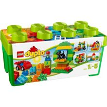 10572 Lego duplo all in one blue box of fun
