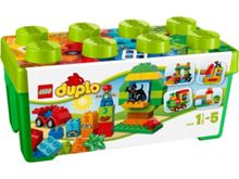 Lego Green All-In-One Box of Fun - 10572