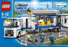 60044 Mobile Police Unit