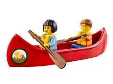 Campervan and Canoe - 60057