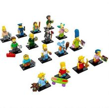 The Simpsons - Minifigures Mystery Bag