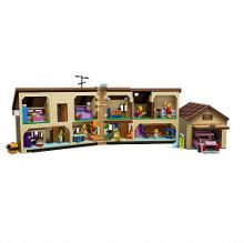 Lego 71006 Simpsons House