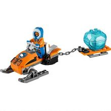 City arctic snowmobile 60032