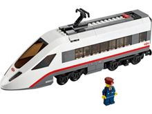 Trains High-speed Passenger Train 60051