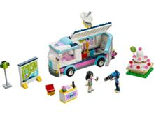 Heartlake News Van - 41056