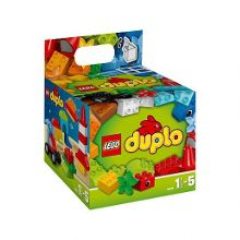 Duplo creative building cube (75 pieces) - 10575