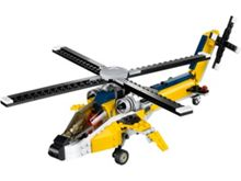 Lego creator yellow racers 31023