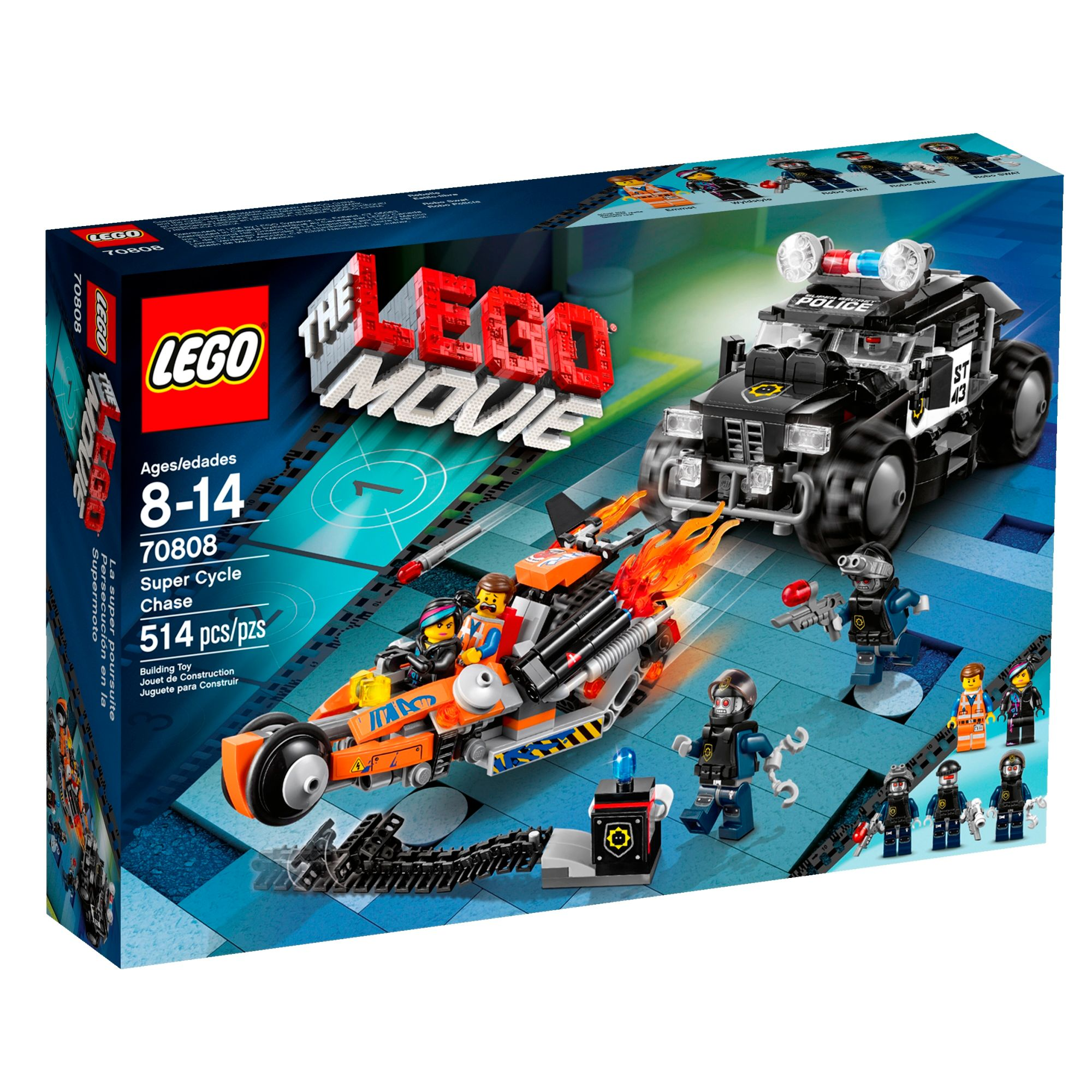 70808 Super Cycle chase