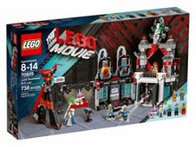 70809 Lord Business Evil Lair