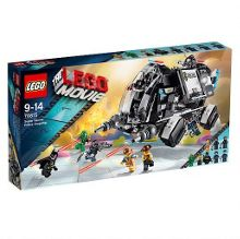 70815 Super Secret Police Dropship