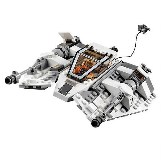 75049 Star Wars Snowspeeder