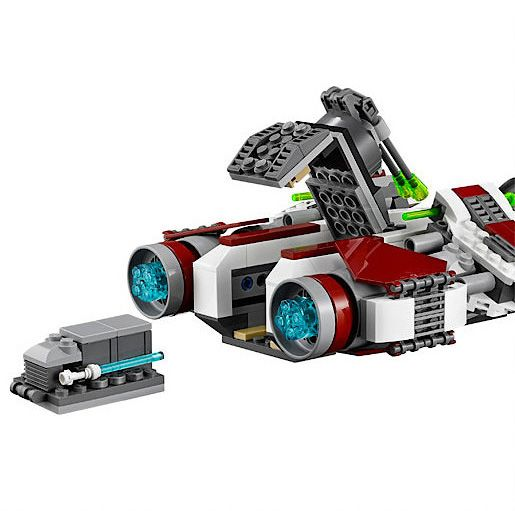 75051 Jedi Scout Fighter