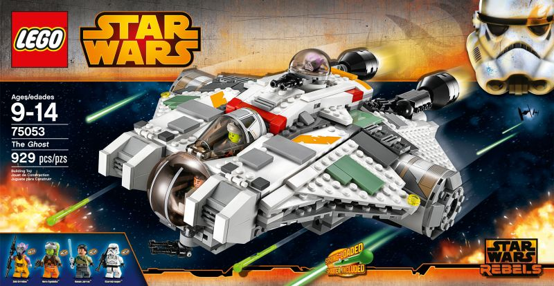 75053 The Ghost Star Wars