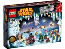 Star wars advent calendar 75056