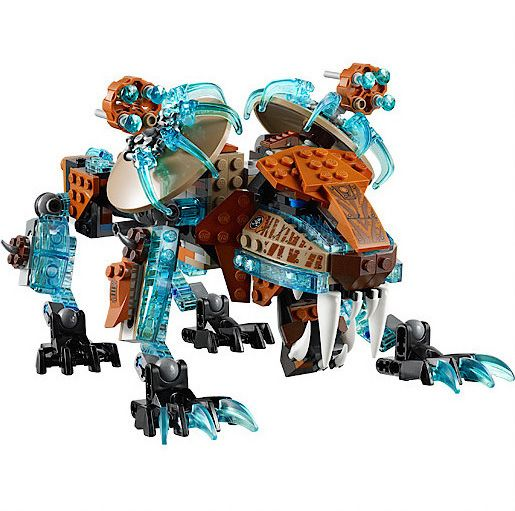 70143 Sir Fangar`s Saber-Tooth Walker