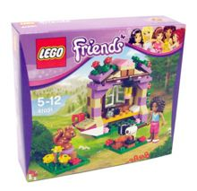 Lego friends andrea`s mountain hut 41031