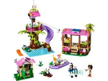 Jungle Rescue Base - 41038