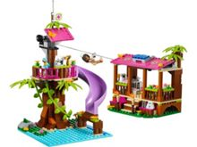 Lego Jungle Rescue Base - 41038