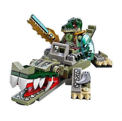 70126 Crocodile Legend Beast
