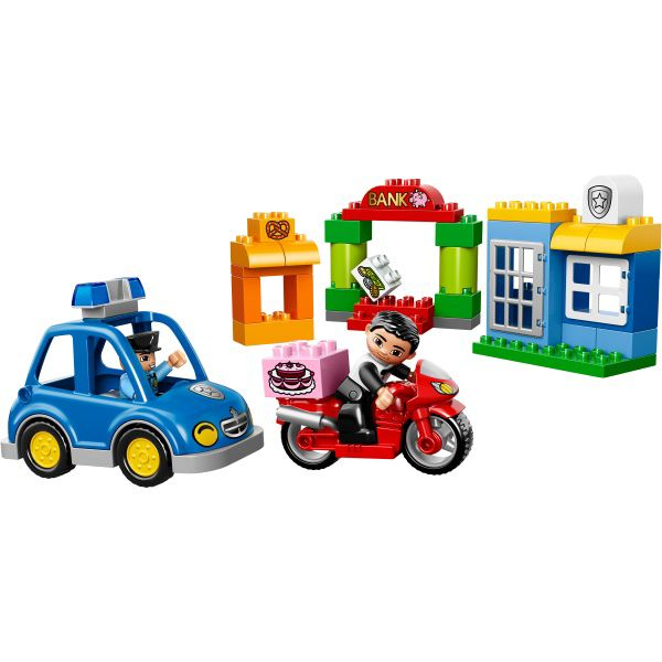 10532 My First Police Set
