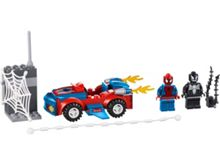 Spider-Man: Spider-Car Pursuit - 10665