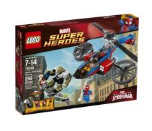 Lego 76016 Spiderman Helicopter Rescue