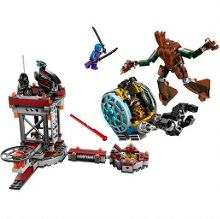 76020 Marvel Knowhere Escape Mission