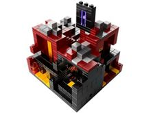 Minecraft Micro World The Nether 21106