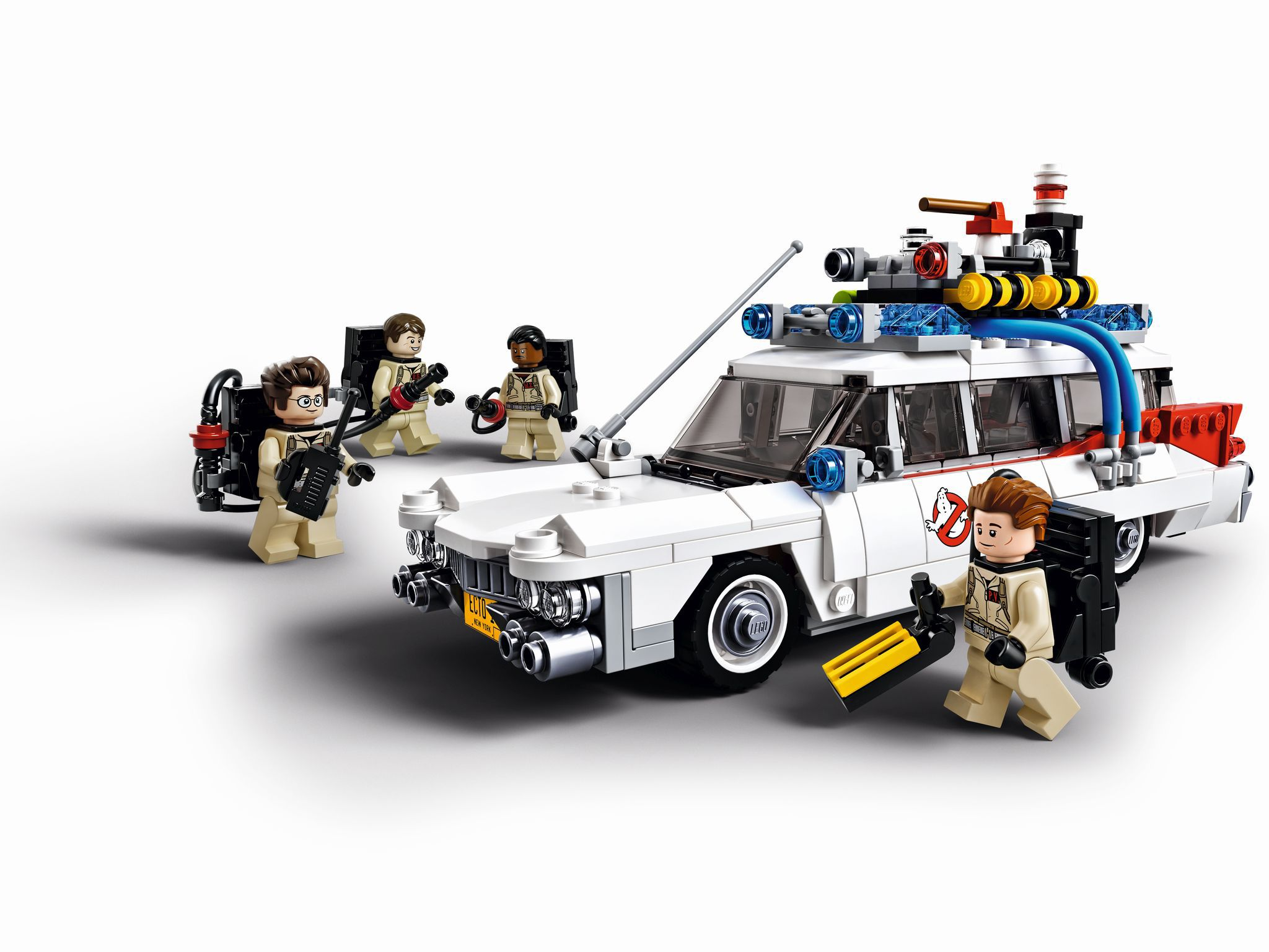 Lego 21108 Ghostbusters Ecto-1 Car