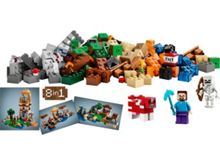 Lego Creative crafting box (518 pieces)