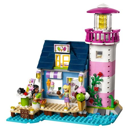Lego Heartlake lighthouse - 41094