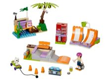 Lego Friends Heartlake Skate Park - 41099