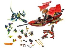 Ninjago Final Flight Of Destiny`S Bounty
