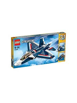 Creator Blue Power Jet - 31039