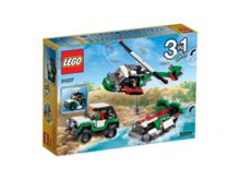 Creator Adventure Vehicles - 31037
