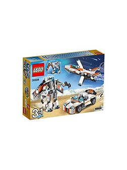 3-in-1 Future Flyers - 31034