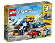 Lego 3-in-1 Vehicle Transporter - 31033