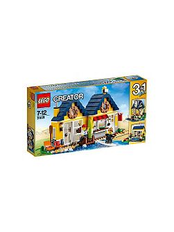 3-in-1 beach hut - 31035