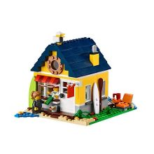 Lego 3-in-1 beach hut - 31035