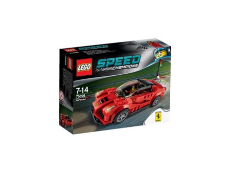 Lego Speed Champions Laferrari