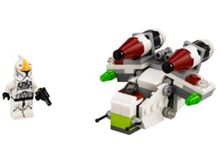 Republic gunship - 75076