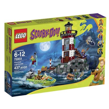 Lego Haunted Lighthouse - 75903