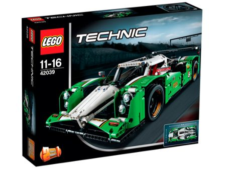 Lego 24 hours race car - 42039