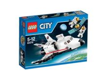 Lego City Utility Shuttle - 60078