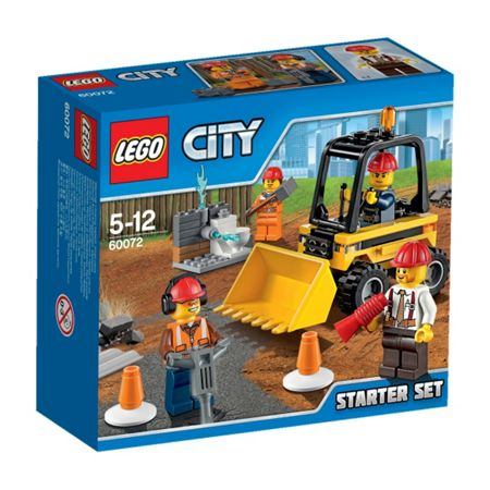 Lego Demolition Starter Set - 60072