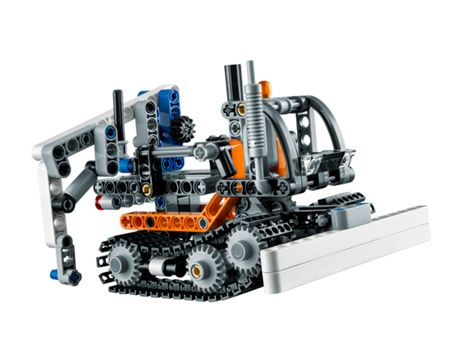 Lego Compact loader - 42032