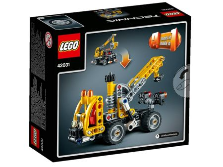 Lego Cherry picker - 42031