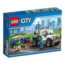 Lego Pickup Tow Truck 60081